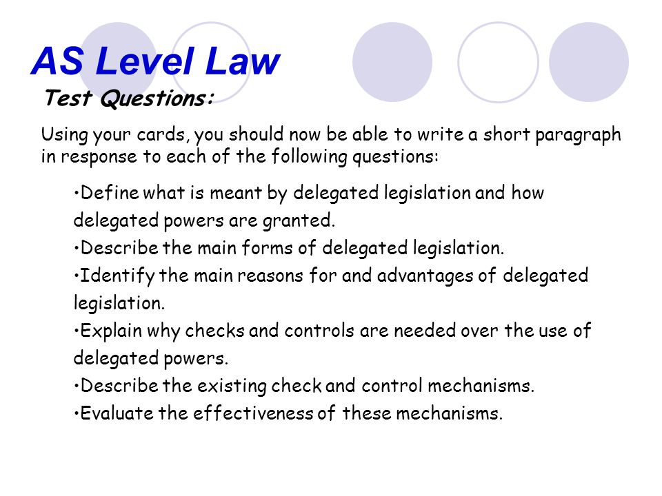 delegated legislation india After independence, there was a lot of confusion regarding the concept of delegated legislation ie whether it is possible and if so, to what extent the.
