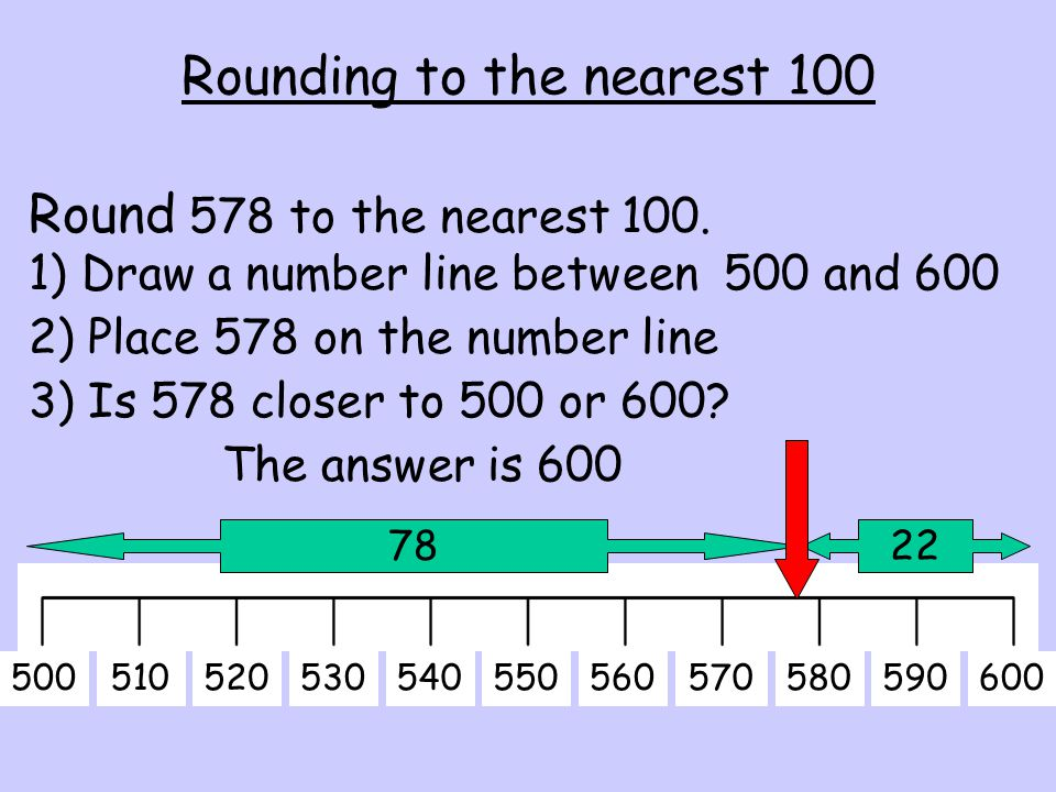 Drawing Lines To The Nearest Cm : Rounding revision ppt video online download
