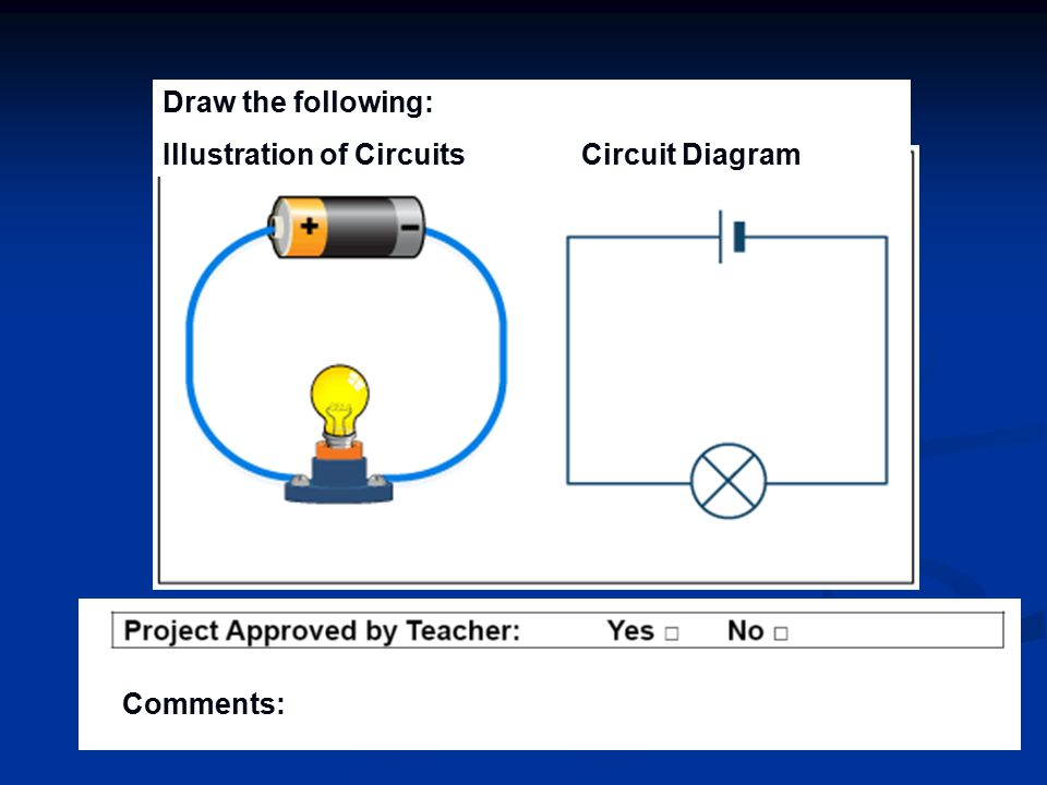 Grade 9 academic physics snc id characteristics of electricity 9 draw the following illustration of circuits circuit diagram comments ccuart Choice Image