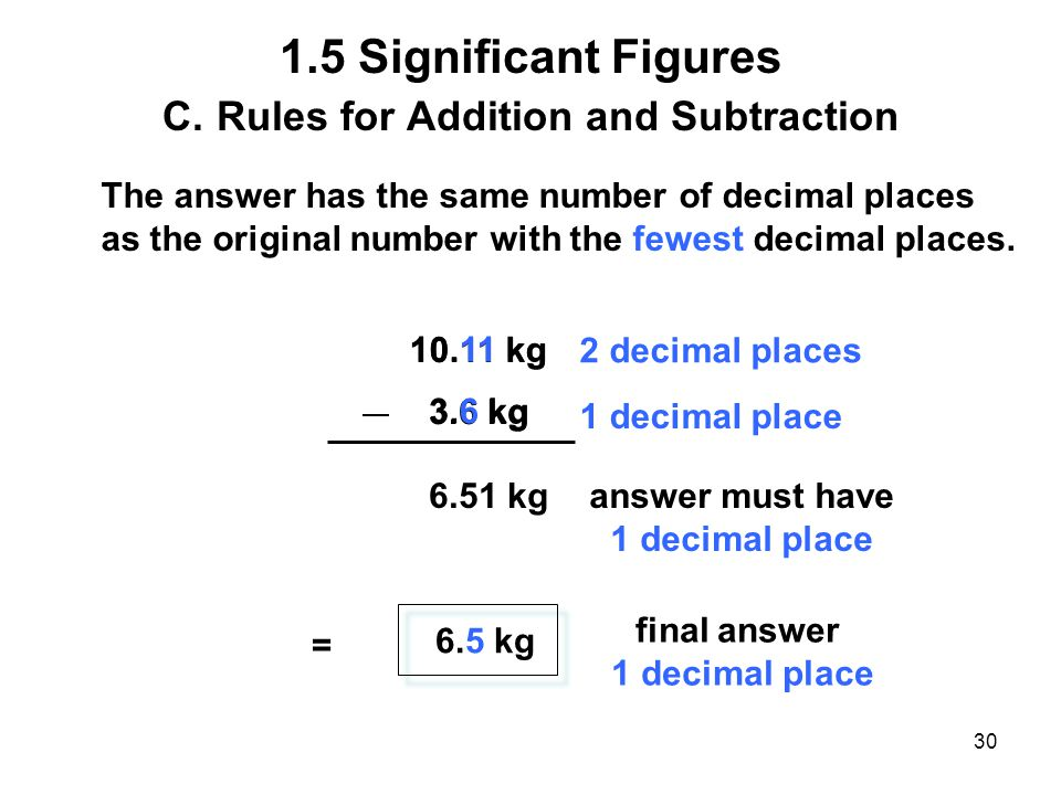 significant figures rules and examples pdf