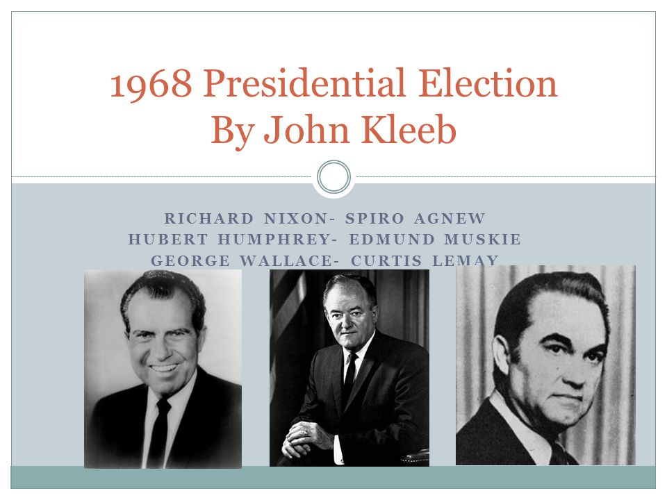 the political run of president richard nixon in 1968 So traumatic was the 1968 presidential campaign that a mere timeline can't recapture the feel of it and in the end it was the candidate of conservatism and stability, republican richard nixon, who was elected president.
