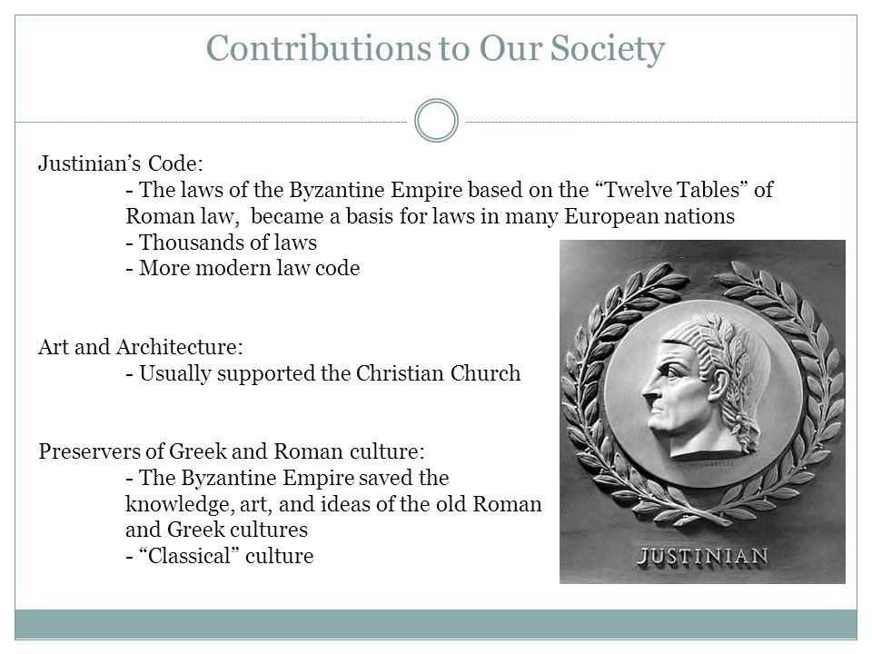 What Were Some Roman Contributions to Western Civilization?