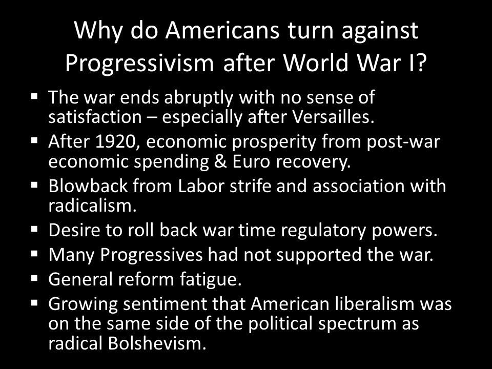 Americas road to recovery and economic prosperity post world war ii