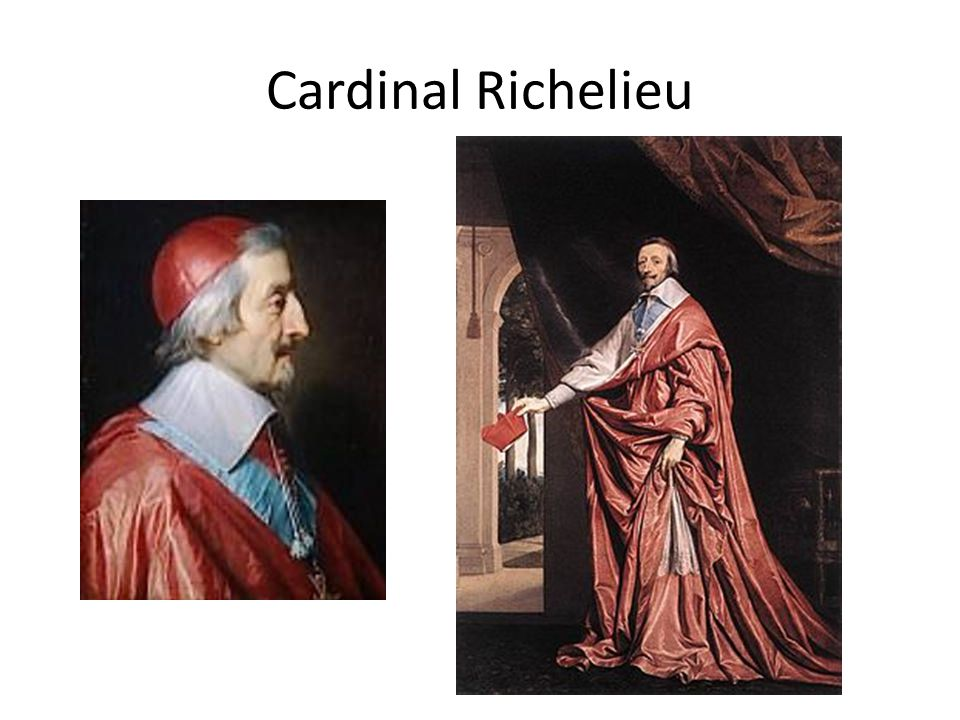 Richelieu and absolutism