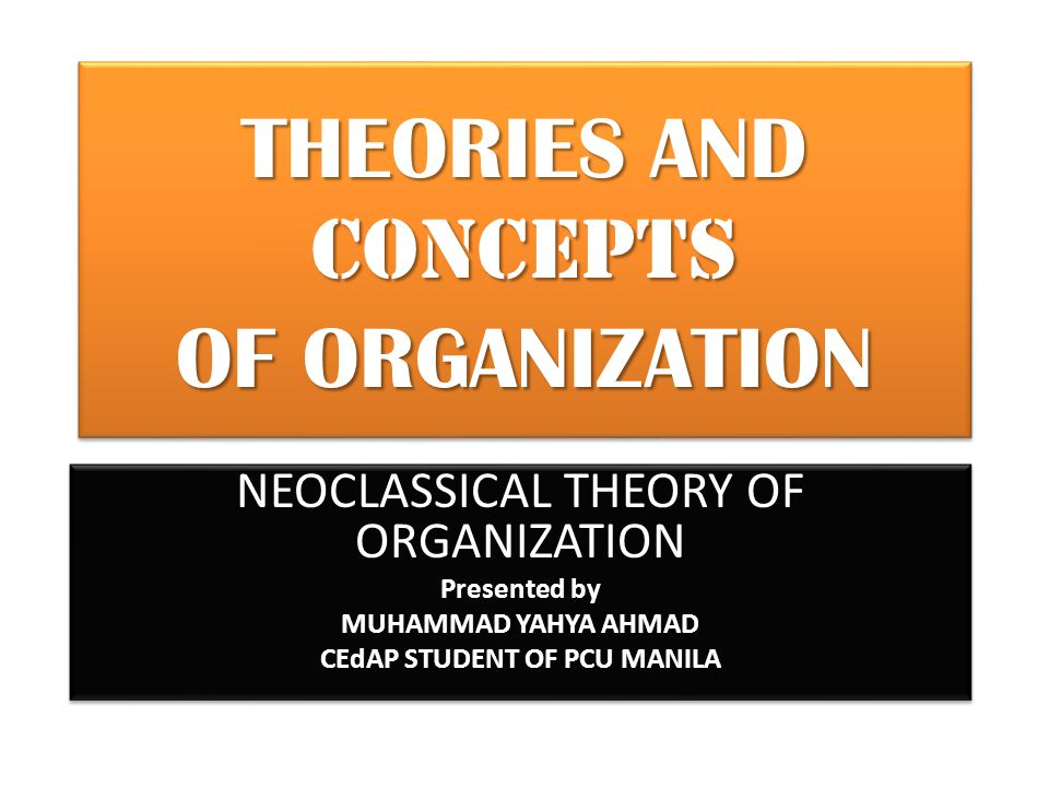 """theories and concepts of motivation Concepts, theories, and classifications the eye sees only what the mind is prepared to comprehend  my job is to help you find useful concepts from the social sciences to help you meet your objectives"""" two hours later, simmons brought the session to a close  motivation, effort, and satisfaction at work roles and relationships."""