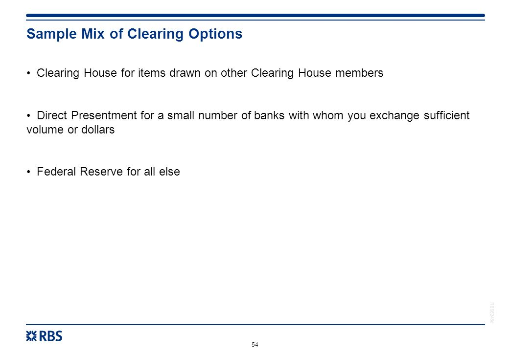 Stock options clearing house