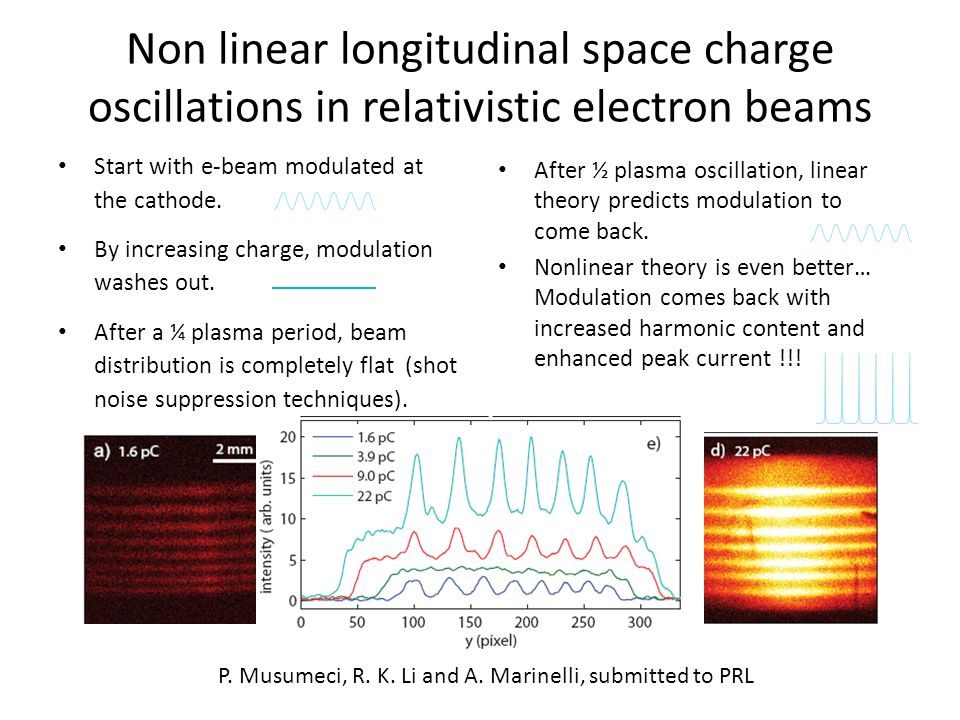Pietro Musumeci UCLA Department Of Physics And Astronomy Ppt Video Online D