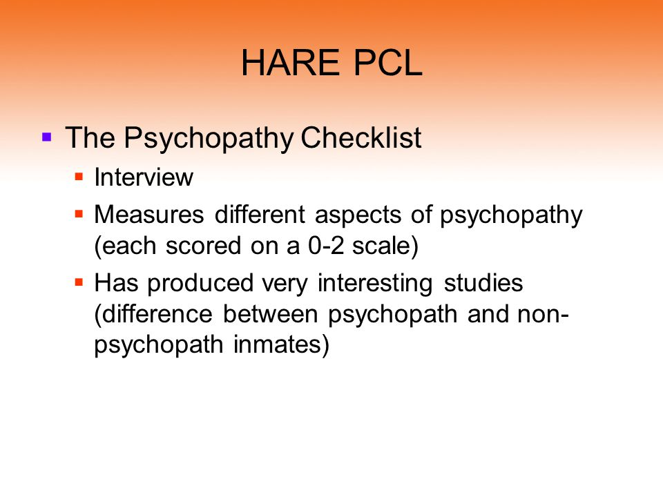 An introduction to the differences between psychotic and psychopath