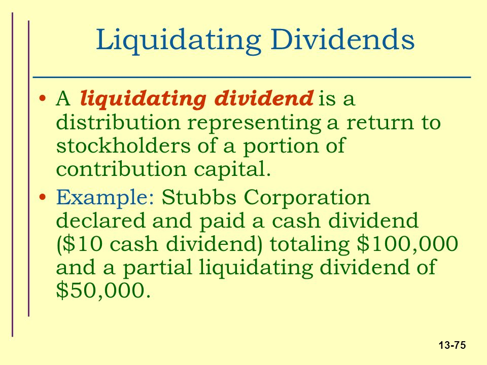 s corporation liquidating distribution 1099 Irs reporting requirements when selling or closing a gain or loss is also generally recognized on a liquidating distribution of assets s corporation.