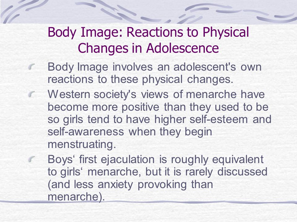 changes in adolescence The changes happen in every sphere of their life, social, cognitive, emotional and  physical their bodies change and it is a slow but permanent.