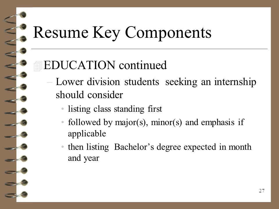 amazing resume expected degree photos simple resume office