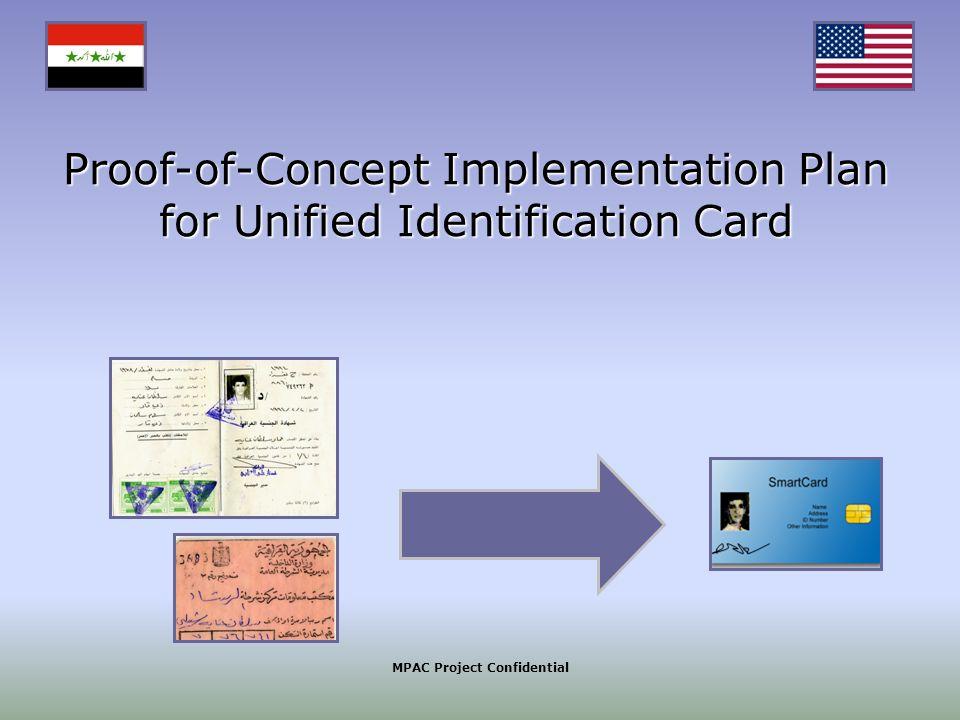 implementation plan for enrollment system