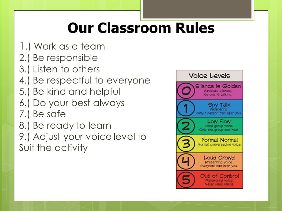 Elementary Classroom Rules ~ Peralta elementary school th grade welcome to our