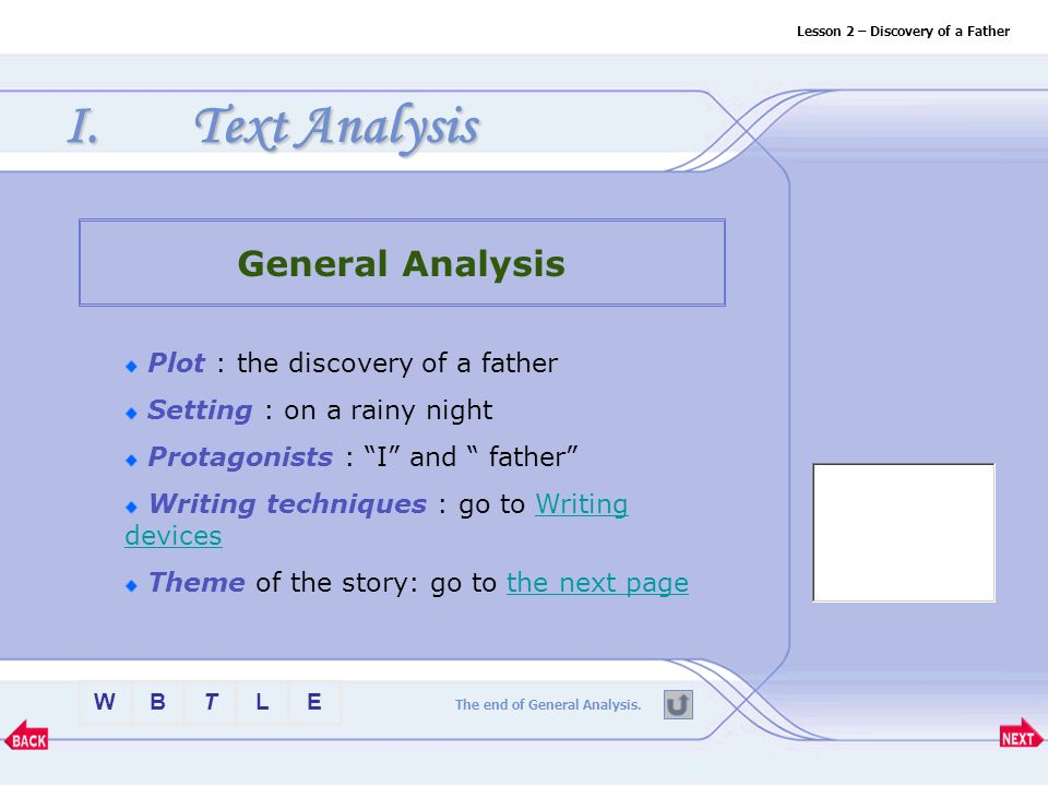 "an analysis of the topic of the absent fathers Do the absent fathers think about how the   analysis and interpretations of  (2012) in his study on ""topic"" discussed that theoratical framework."