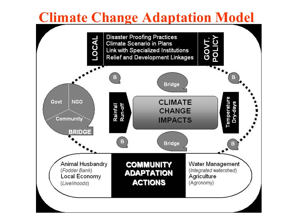 Climate Change Adaptation Model