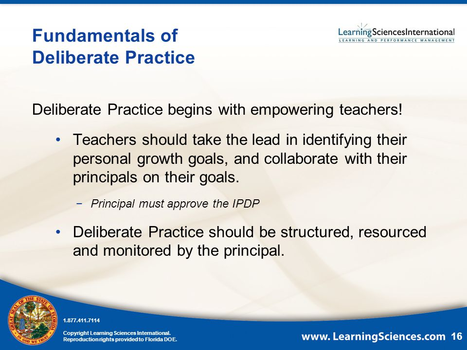 the role of deliberate practice in 'the role of deliberate practice in  quigley puts his own slant on this in his excellent blog post becoming a better teacher by deliberate practice.