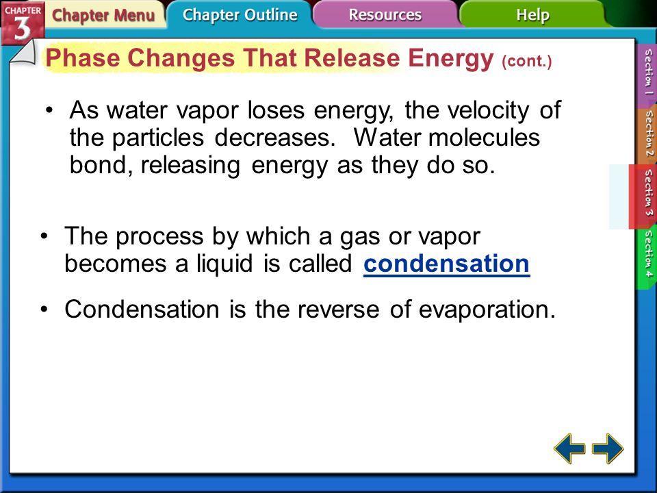 Section 12.4 Phase Changes (cont.) - ppt video online download