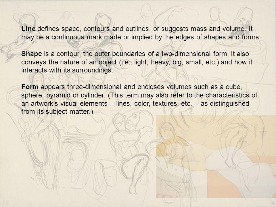 """The language of art Art is a visual """"language,"""" practiced ..."""