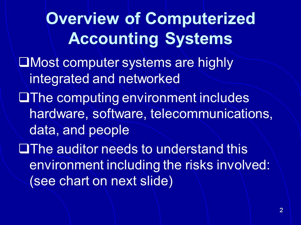 challenges and opportunities of computerized accounting Accounting and thrust has been provided on computerized accounting  opportunities  their course and become more confident to face the real time challenges.