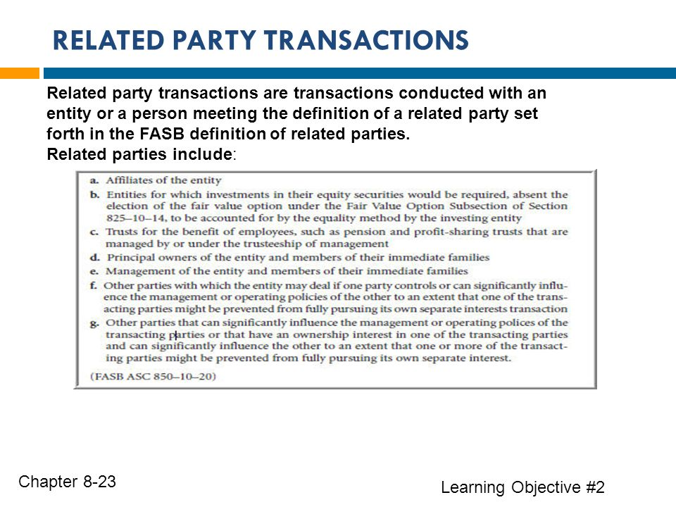 examining related party transactions and corporate fraud Fraud schemes centre for corporate governance  sample listing of fraud schemes 3  related-party transactions are made with entities that are.