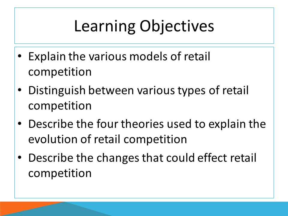 Evaluating the impact of retail surrounding