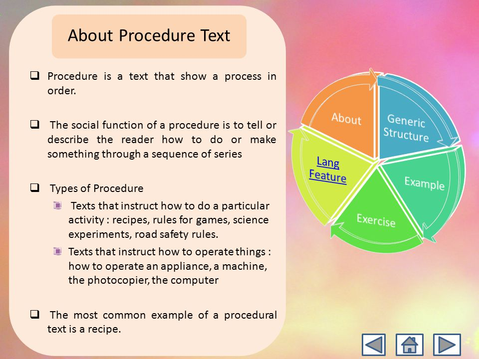 thesis writing procedure text When conducting the study and writing the thesis, there are certain pitfalls  last  names of authors and year of publication are cited in the text.
