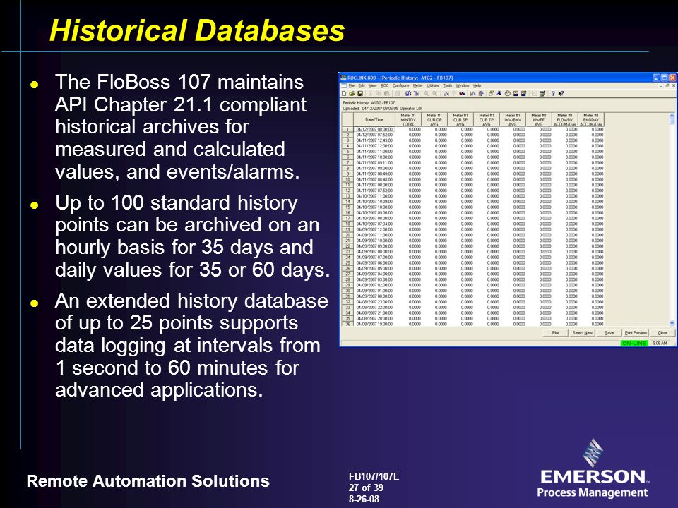 Historical+Databases+The+FloBoss+107+maintains+API+Chapter+21.1+compliant+historical+archives+for+measured+and+calculated+values%2C+and+events%2Falarms. flobosstm 107 107e flow manager overview ppt video online download floboss 107 wiring diagram at edmiracle.co