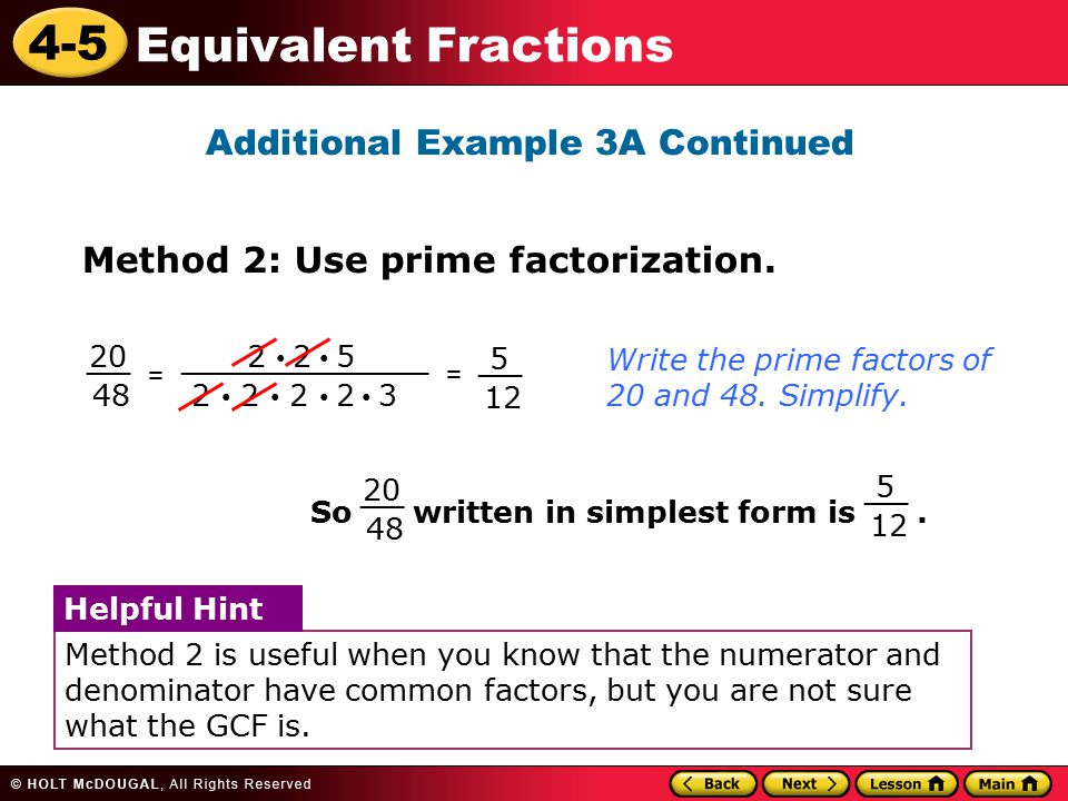 Warm Up Problem of the Day Lesson Presentation Lesson Quizzes ...