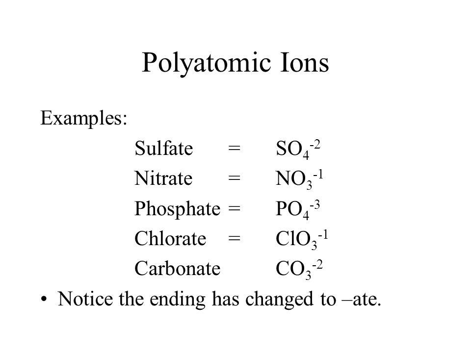 Polyatomic elements