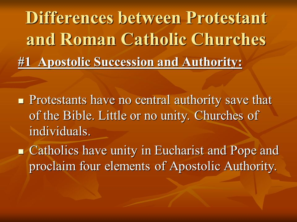 the difference between the roman catholic church and christian ways Difference between roman catholic church and eastern orthodox church  difference between orthodox and catholic differencebetweennet  the protestant that .