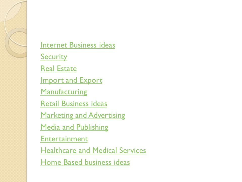 Amazing Home Based Real Estate Business Ensign - Home ...