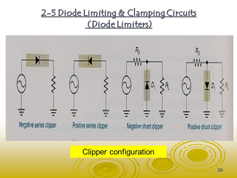 diode applications