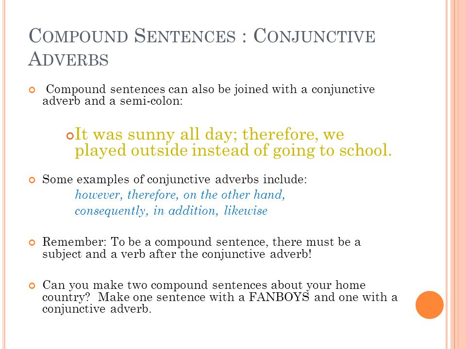 how to find adverb in sentence