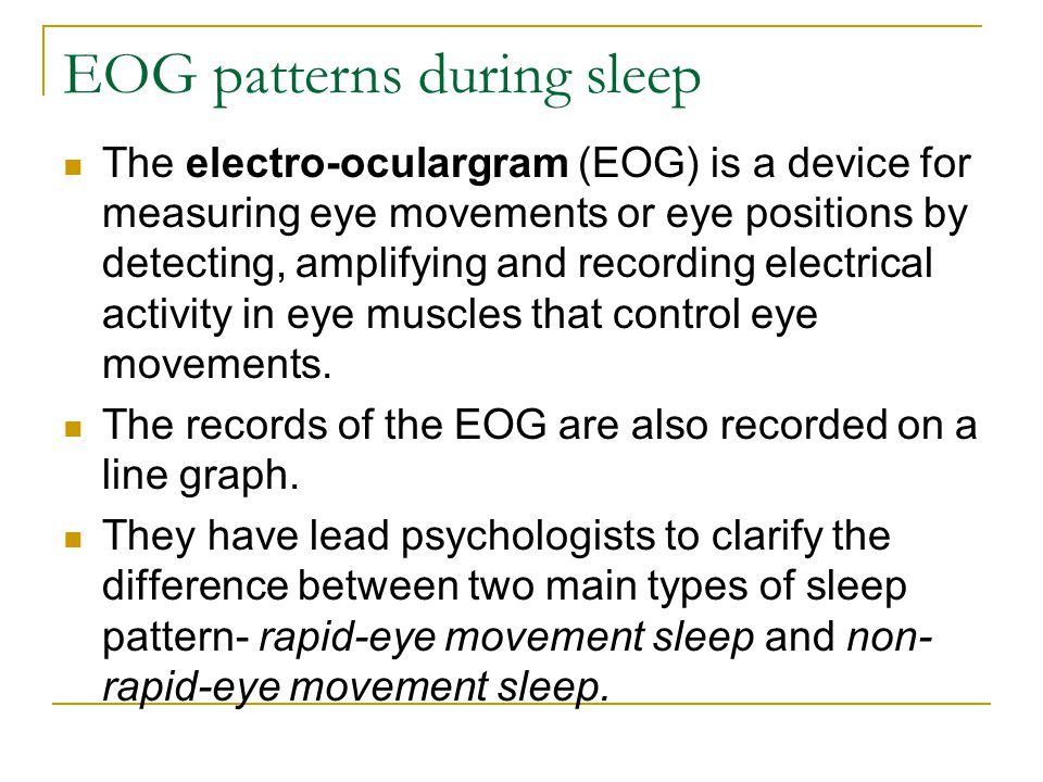 Monotremes and the evolution of rapid eye movement sleep.