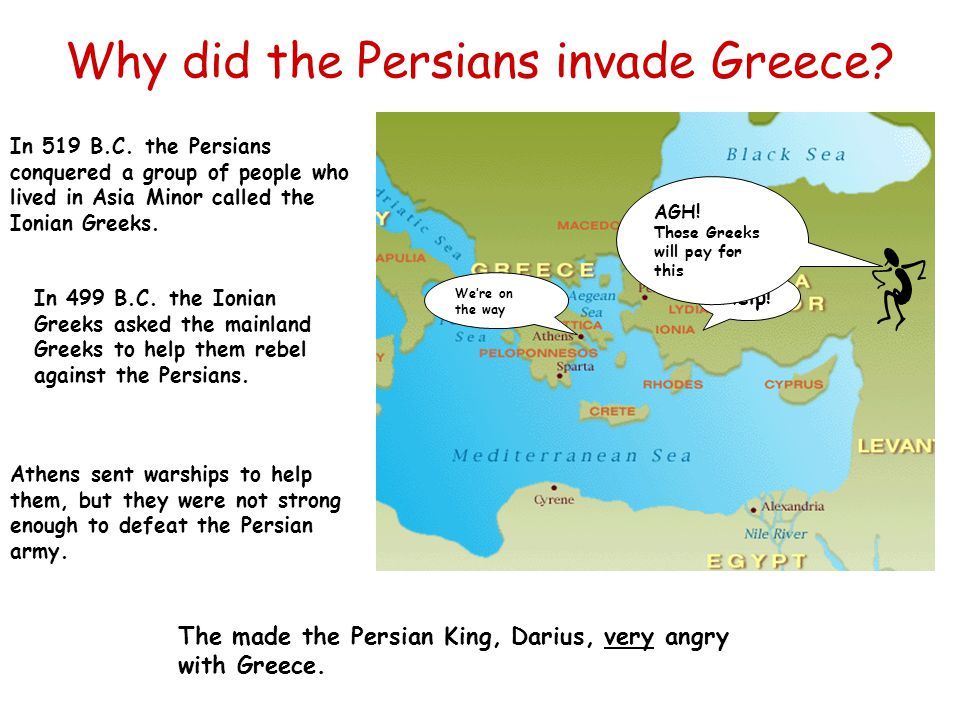 why were the greeks defeated at Athenian soldiers defeated the persian soldiers,sparta didn't send troops because they were celebrating a religious festival why was the battle of marathon important to the greek city states it was the first battle between the greeks and persians and the greeks won a stunning victory.