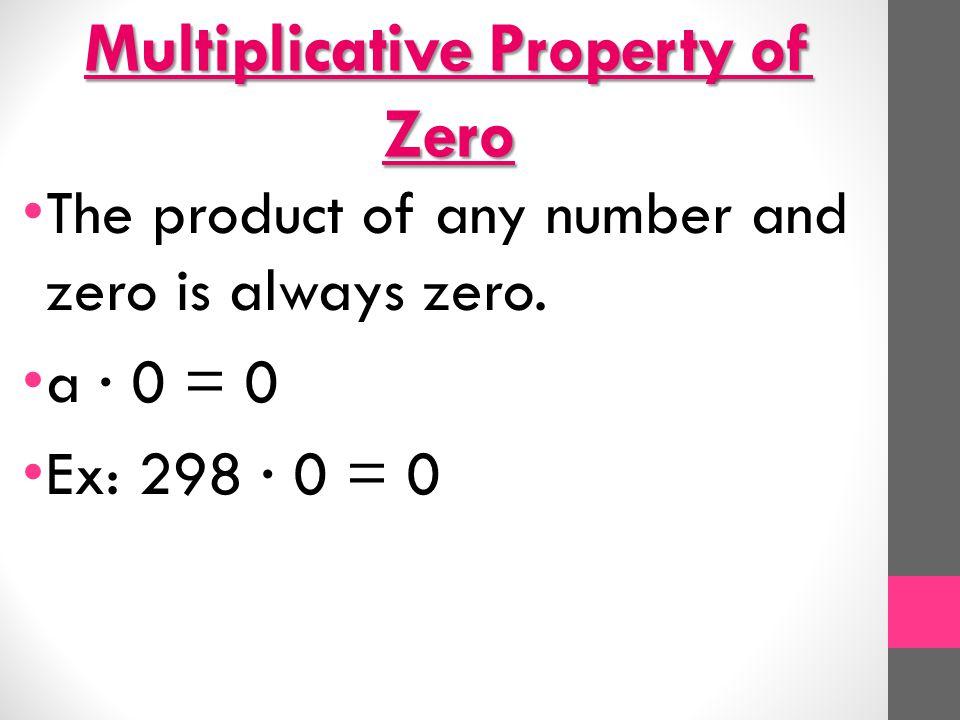set of multiplicative inverses pdf