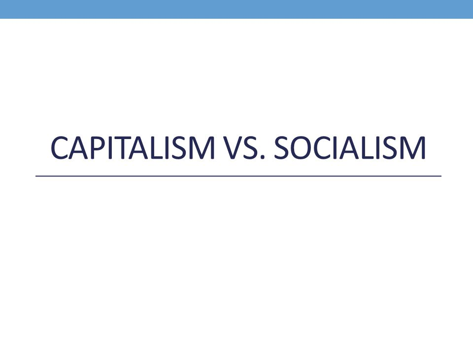 capitalism vs socialism which is As you can see, overall, 52 percent expressed a favorable view of capitalism, compared with 29 percent for socialism republicans, those in families earning more than $100,000, and people age 65 .