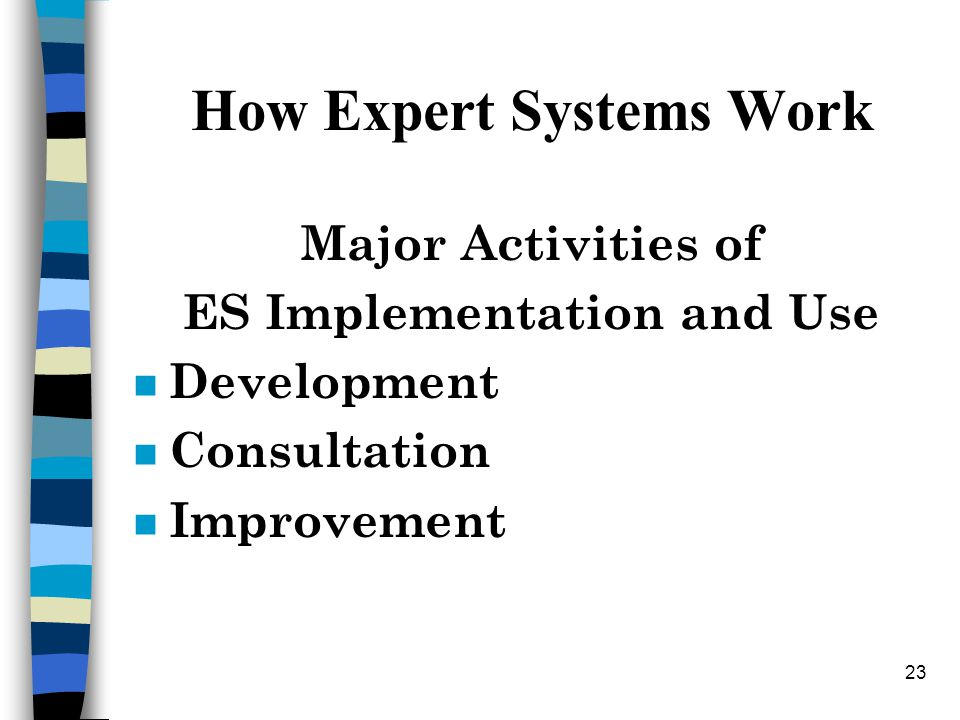expert systems es essay These companies provides students with the top-quality custom essays in us and uk the assignments are written by real professionals who are responsible for the high results.