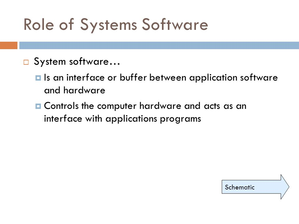 Roles of Computer Systems in Different Environments