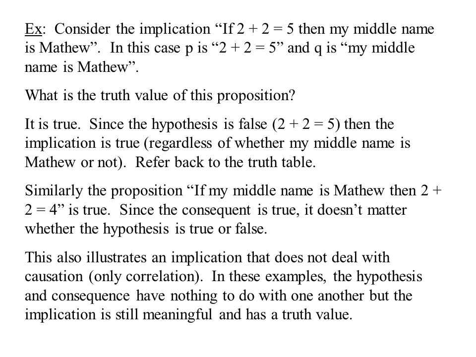 Propositions Truth Values And Truth Tables Video 8314086