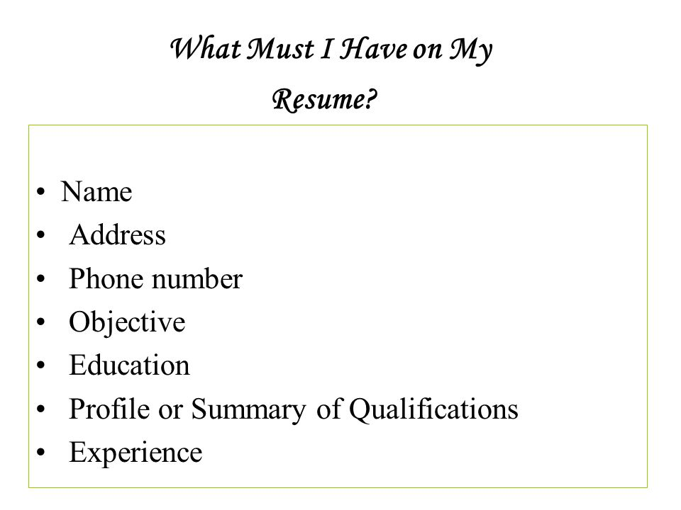 how to write a resume tamuk ppt download - My Resume Wizard