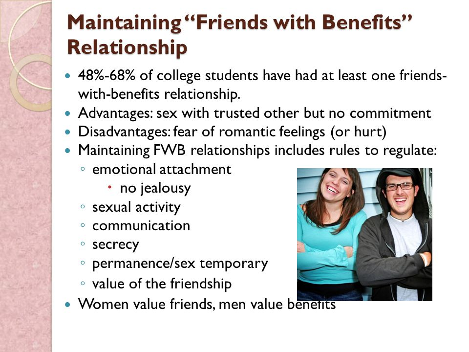 image Friends with benefits 18 how to use the credit card