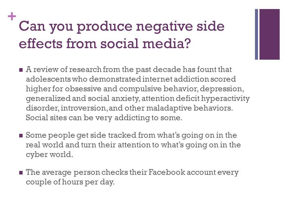 social media is addictive essay