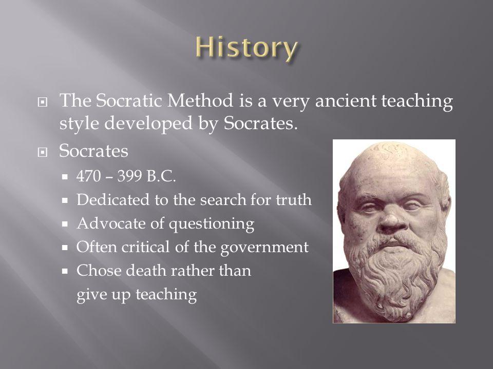 Socrates Teaching The Socratic Method Em...