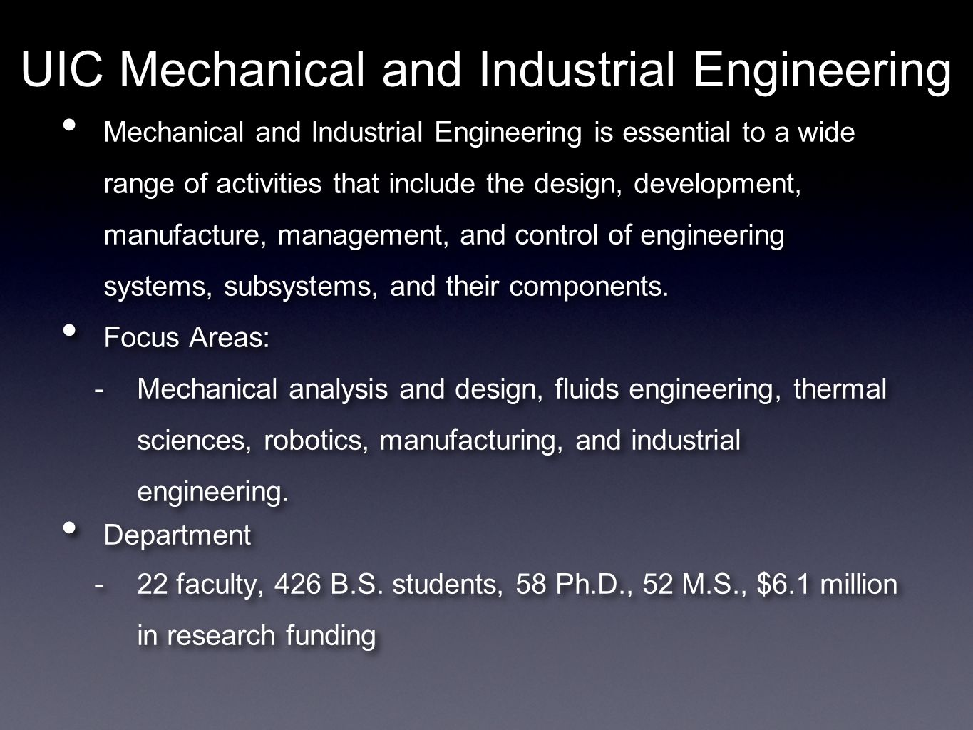 the wide range of work of a chemical engineer