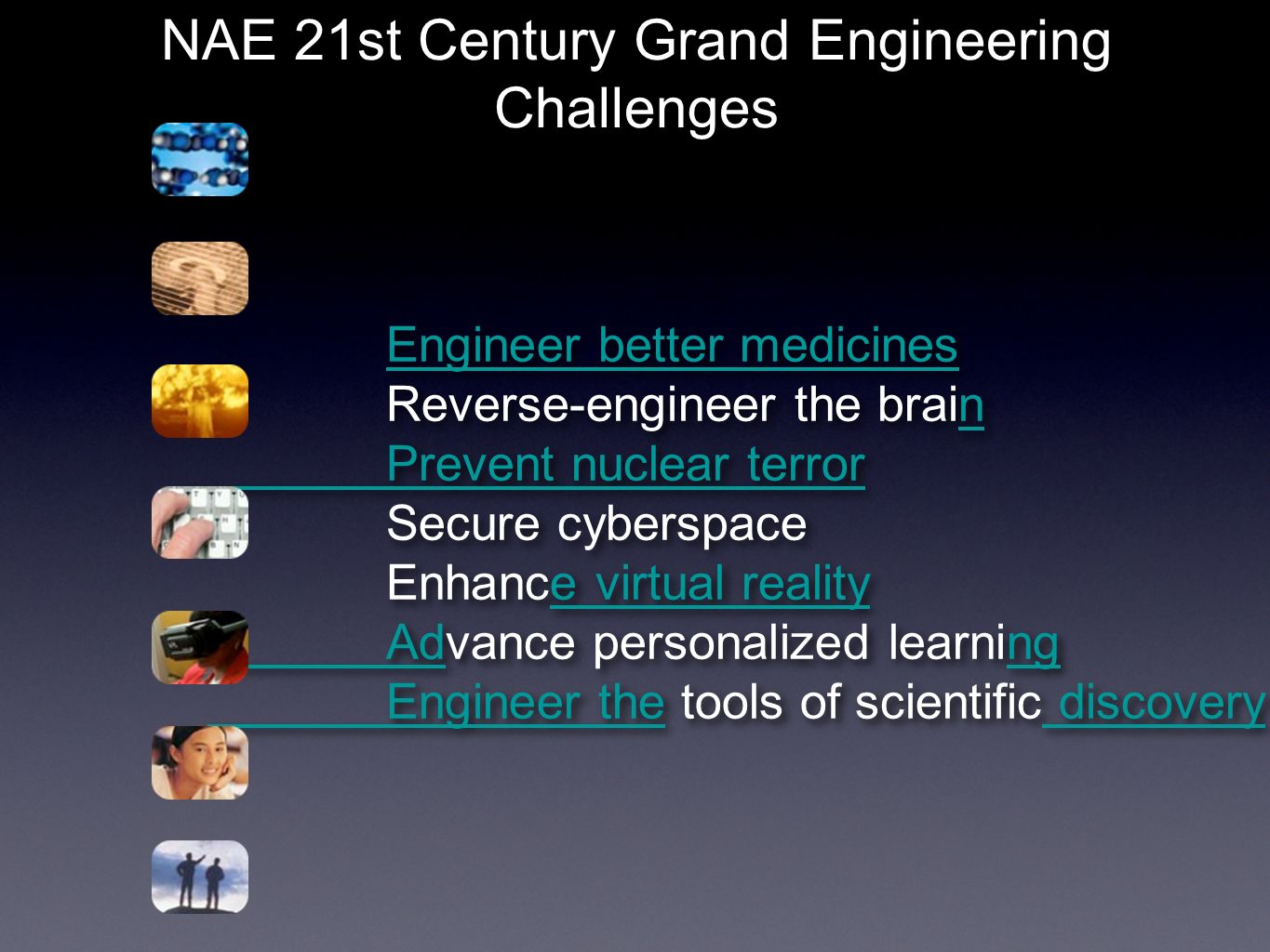 Engineering Grand Challenges Nitrogen Cycle 2017 2018