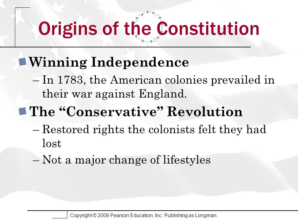 Should the American Colonies Have Revolted Against British Control?