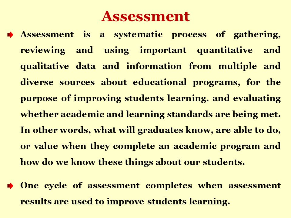 Using Data to Guide Instruction and Improve Student Learning