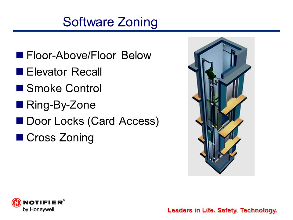 Software+Zoning+Floor Above%2FFloor+Below+Elevator+Recall+Smoke+Control intro to basic fire alarm technology ppt download elevator recall wiring diagram at gsmportal.co