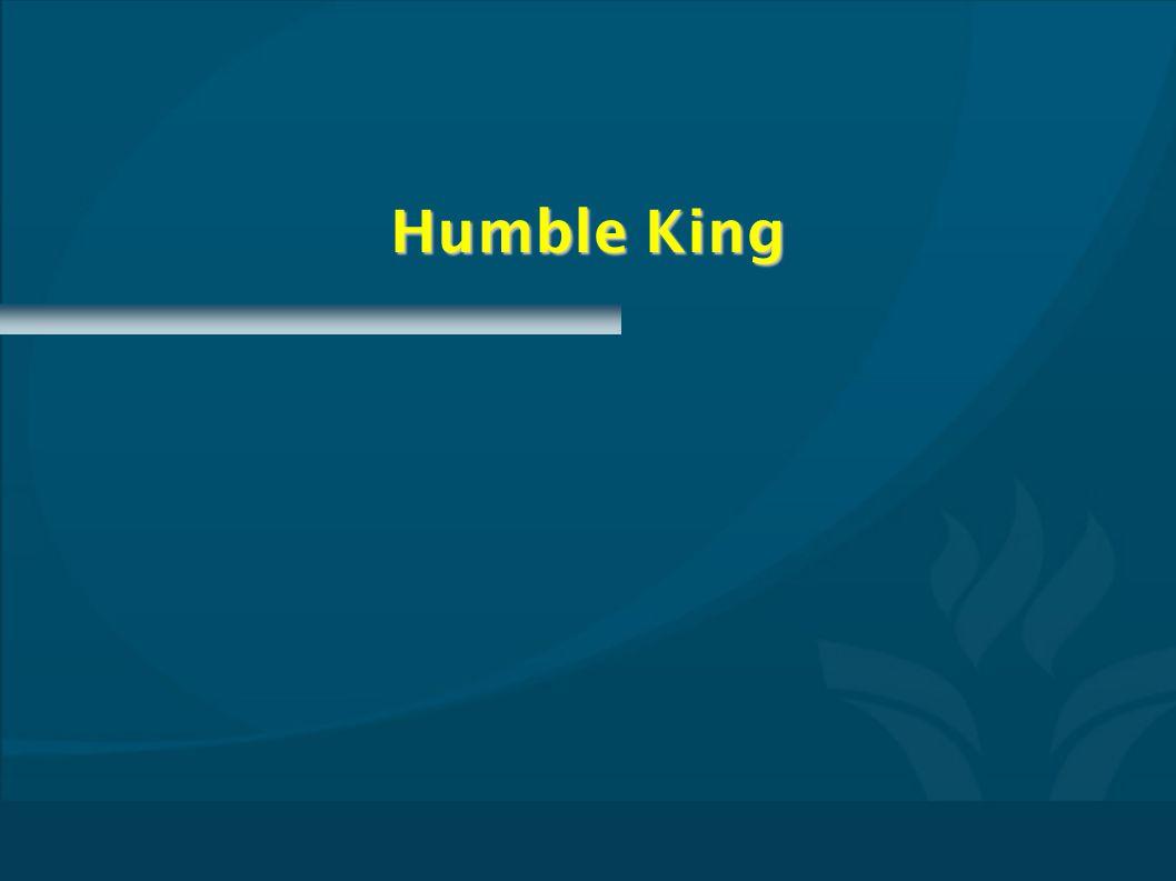 A humble king still life 9